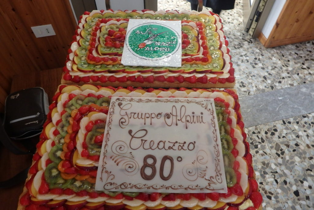 80 Anni Fondazione Gruppo Alpini CREAZZO – A.N.A. Creazzo 500f84a9ff77